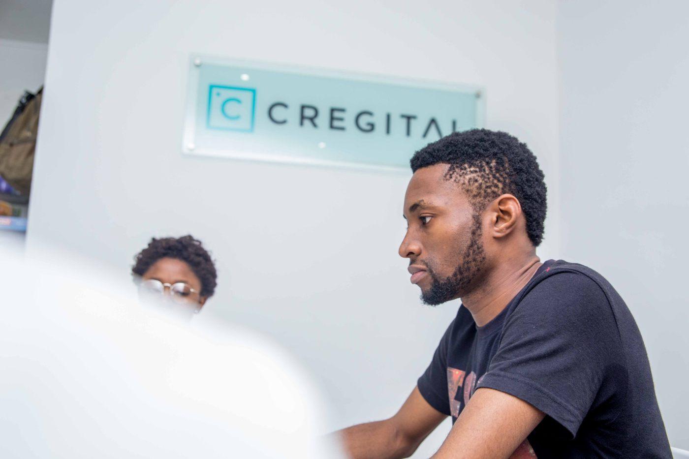 Cregital Design Agency Team 07 Evans Akanno