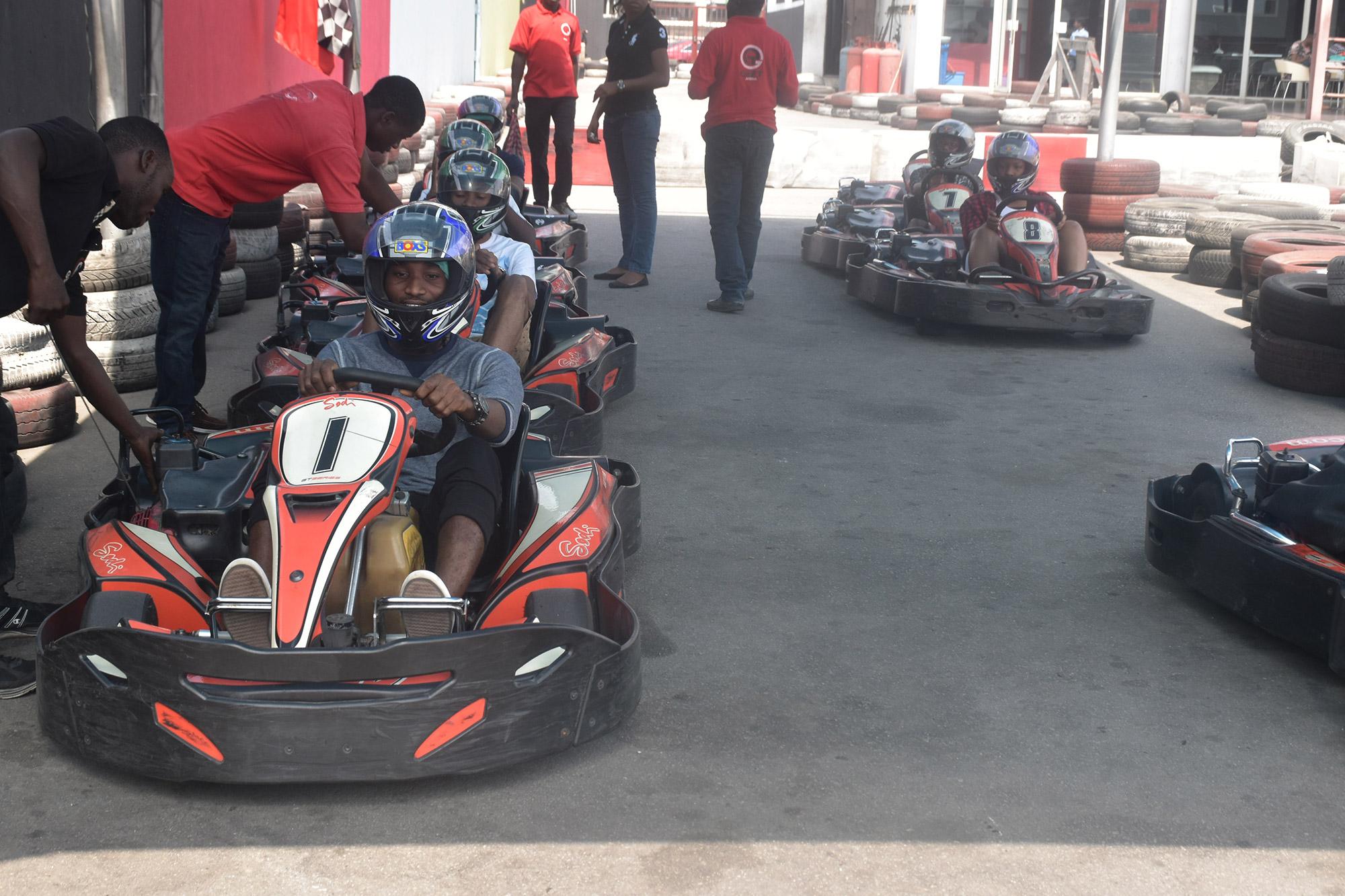 get arena go karting