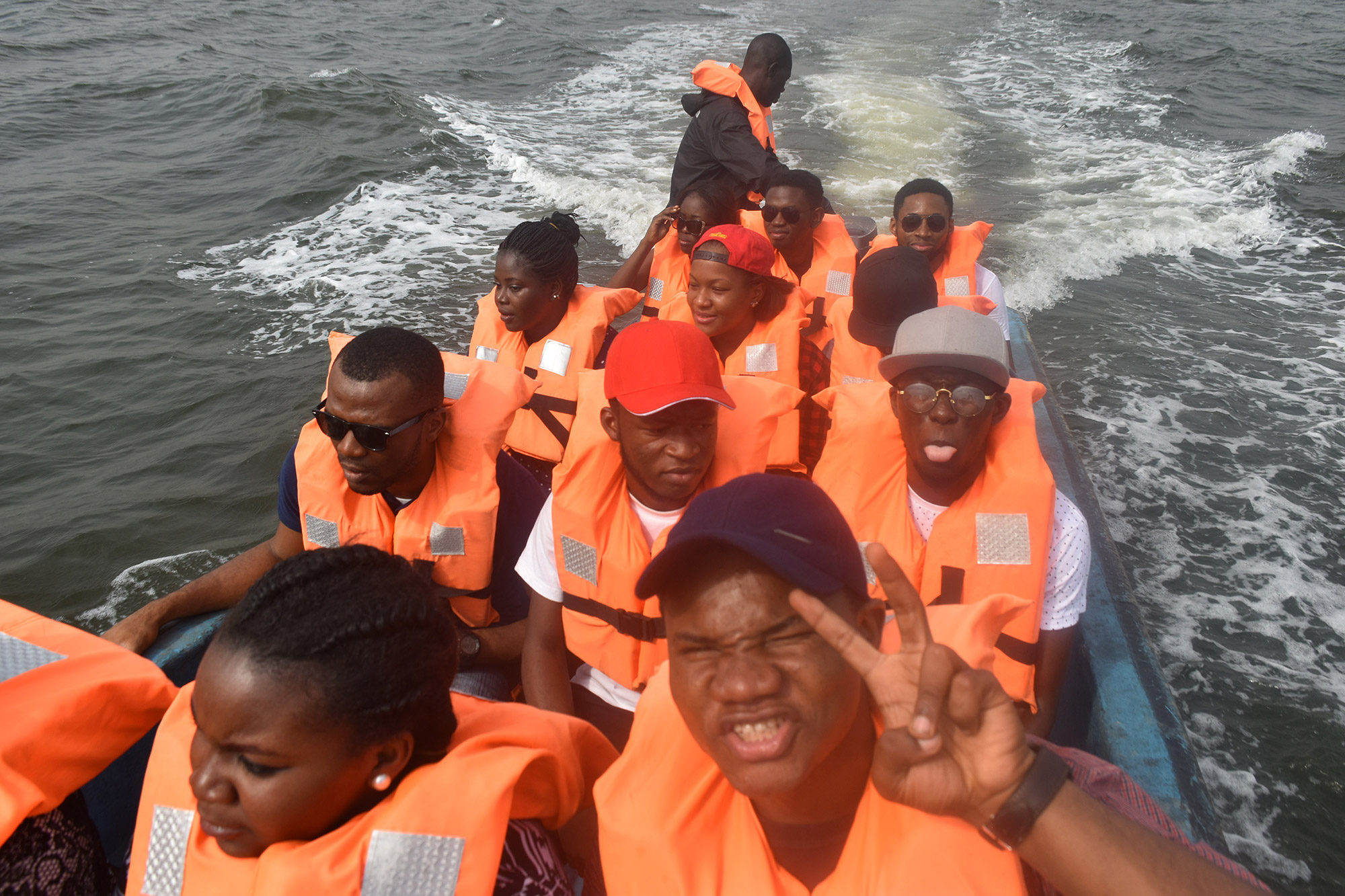 takwa bay boat ride